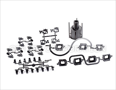 Precision plastic mold and injection / Electronic Components