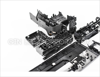 Precision plastic mold and injection / Computer Components<